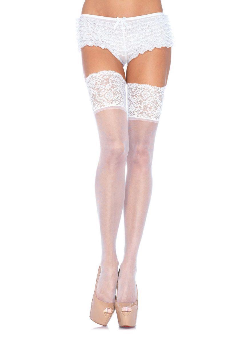 Lucky stocking erotic pics